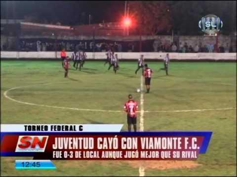 JUVENTUD CAYO 3 A 0 CON VIAMONTE FC EN SU DEBUT