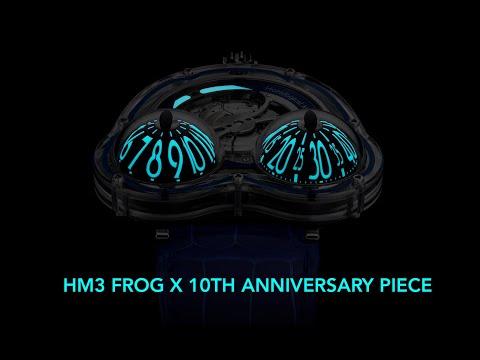 MB&F - FrogX - 10th Anniversary piece