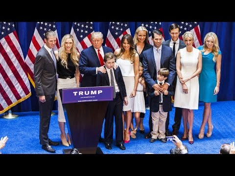Trump Family Unethical, Will Peter Caine Enter Life in Politics