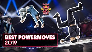 BEST POWERMOVES in Red Bull BC ONE Compilation 2019 Video