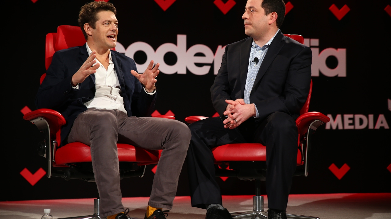 Full video: Film producer Jason Blum at Code Media - Vox