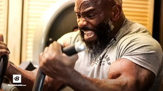 Real & RAW Arm Training | IFBB Pro Johnnie O. Jackson