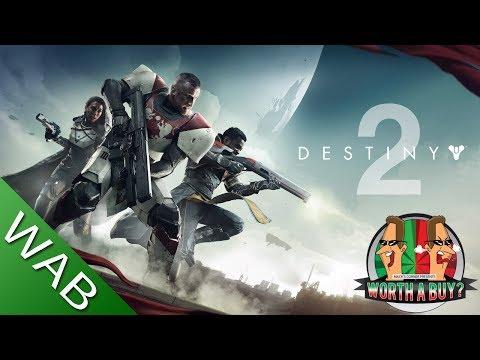 Destiny 2 (PC) - Worthabuy?