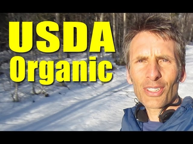 USDA To Change Meaning of 'Organic' #1