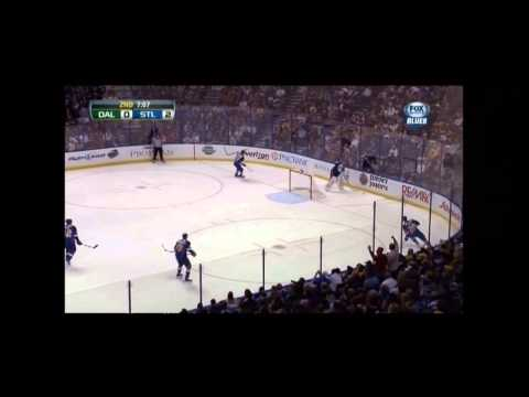 04/19/13: Blues fans react to Boston Marathon bombing suspect's apprehension