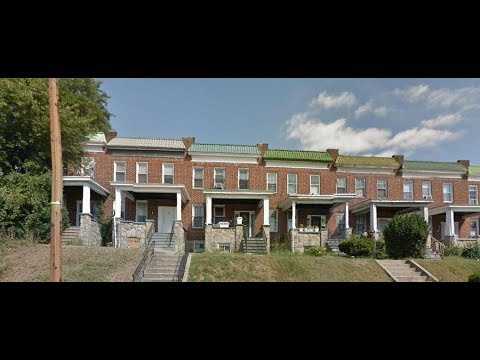 Houses For Rent In Baltimore, MD 3BR/1BA By Property Management In Baltimore, MD