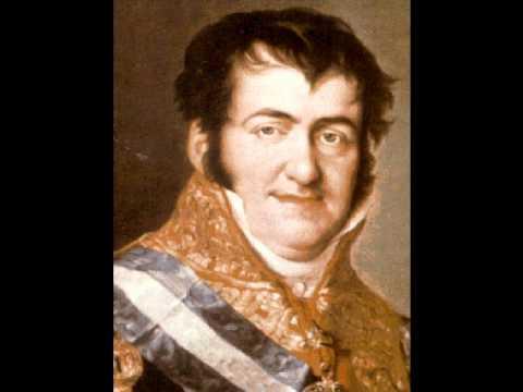 King Ferdinand VII of Spain