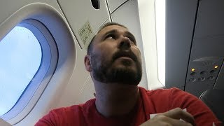 Video MY PANIC ATTACK STOPS THE PLANE download MP3, 3GP, MP4, WEBM, AVI, FLV November 2017