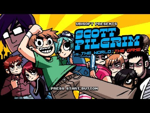Scott Pilgrim vs. The World: The Game - Episode 01