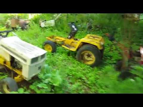 Lawn Mower Junk Yard Doovi