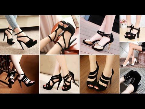 Top 100 mẫu giày cao gót nữ đẹp - Xu hướng chọn giày cao gót 2016