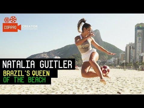 Brazil's Queen of the Beach   Natalia Guitler