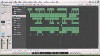 Computer Music - Logic Pro - Instrumental 9