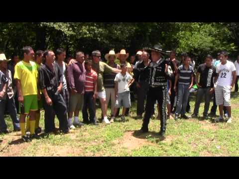 Corrido a San Juan el charro de honduras