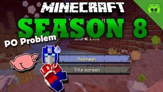 NO PROBLEM «» Minecraft Season 8 # 128 | HD