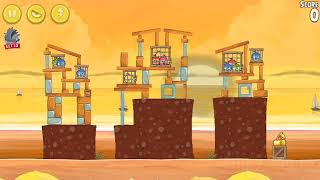 Angry Birds Rio Golden Beachball (With Bonuses)
