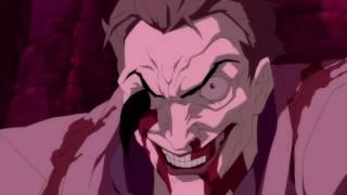 Batman Kills Joker | The Dark Knight Returns