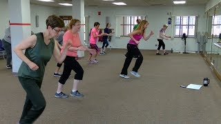 This fun zumba class is designed for the active, older adult or beginners to zumba. same great fun, exciting music but easier follow and taught at a lower...