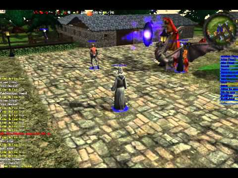 ultima online newbie w iris 2 0 3d two dragons youtube. Black Bedroom Furniture Sets. Home Design Ideas
