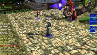 Ultima Online Newbie W/ Iris 2.0 3D  Two DRAGONS!!!!