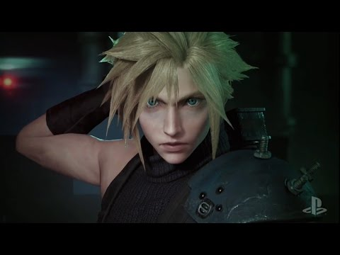 Геймплей трейлер Final Fantasy VII: Remake