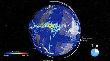Measuring Precipitation: NASA Satellite Information and an Online Activity