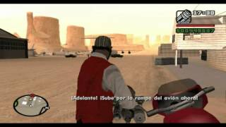 GTA San Andreas Mision #70 Stowaway