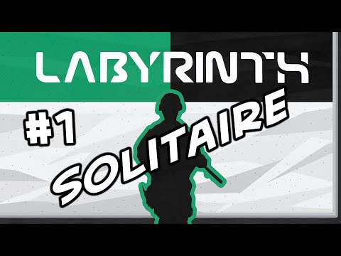 Labyrinth: The War on Terror: Solitaire [Turn 1]