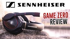 SENNHEISER Game Zero Headset Review (German)
