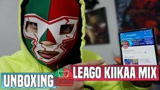 UNBOXING - LEAGOO KIICAA MIX