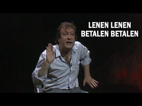 Youp van 't Hek - Lenen Lenen Betalen Betalen (Man Vermist 1984)