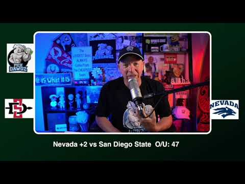Nevada vs San Diego State 11/21/20 Free College Football Picks and Predictions CFB Tips Pick Dawgz