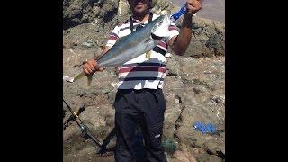 Pesca de Dorado en Antofagasta con POPPER =)