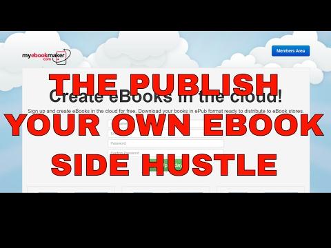 Side Hustle Episode 10 Follow-Up | Expanding On Specialty Cookbook Self Publishing Hustle