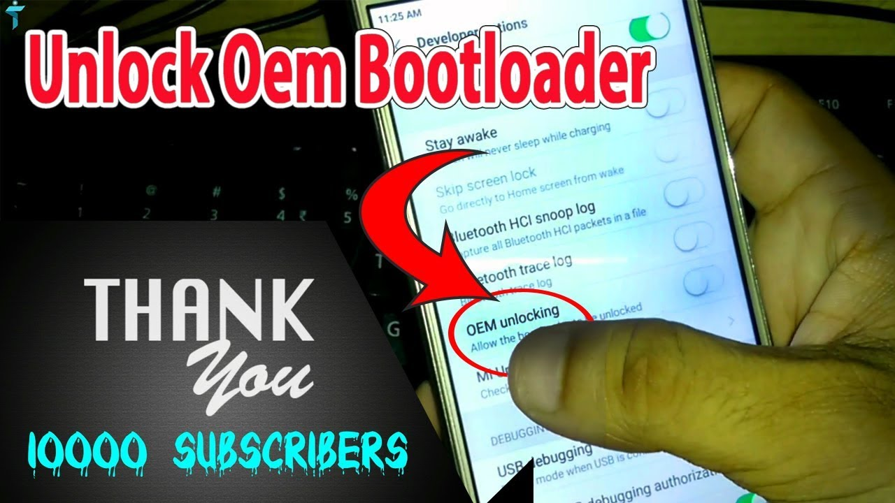 How to Unlock Fastboot OEM Bootloader by adb Commands of Your Android  Device | Unlock Device
