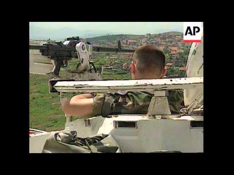 Bosnia-French Peacekeepers Kill And Die In Clash W