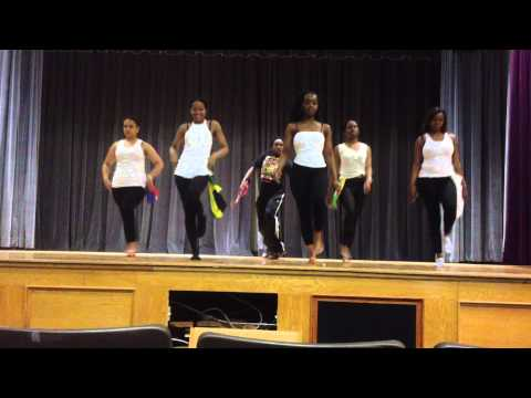 DANCE FINAL AT MEDGAR EVERS COLLEGE
