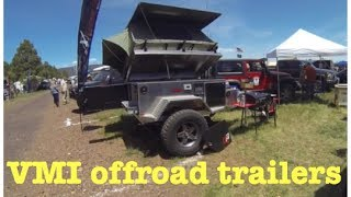 VMI off road trailers (options for camping or bug out) :Overland Expo