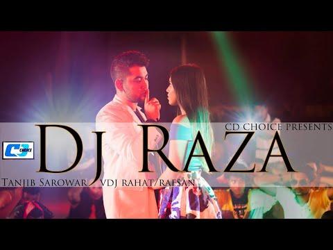 DJ RAZA | Teaser | Tanjib Sarowar | Vdj Rahat | Rafsan Ahmed Arif | Bangla Music Video