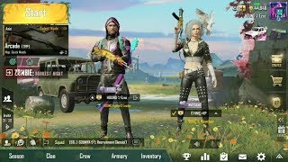 Complete 15 matches with Friend's! Pubg Mobile ! Easy Trick Hidden Trick ! kill 10 enemies with MK47