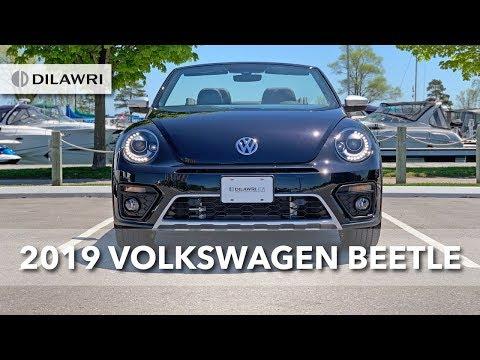 2019 Volkswagen Beetle: OVERVIEW