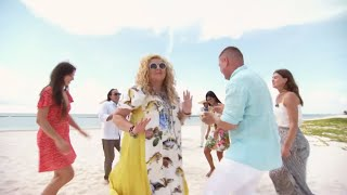 Uczestnicy i jurorzy tańczyli wspólnie na plaży! [MasterChef]