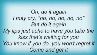 Rufus Wainwright - Do It Again Lyrics