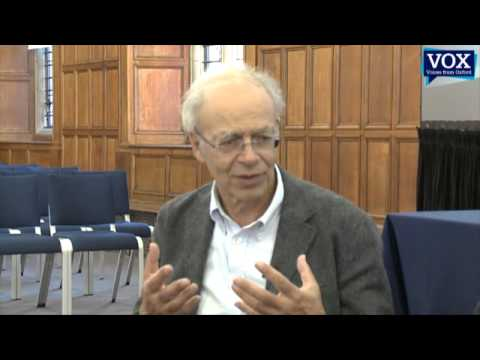 """kant vs peter singer 2015-5-27 this is the 12 th in a series of interviews with philosophers on race that i am conducting for the stone this week's conversation is with peter singer, a professor of bioethics at princeton university he is the author of numerous books, including, most recently, """"the most good you can do."""
