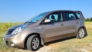 Nissan Note честный отзыв владельца