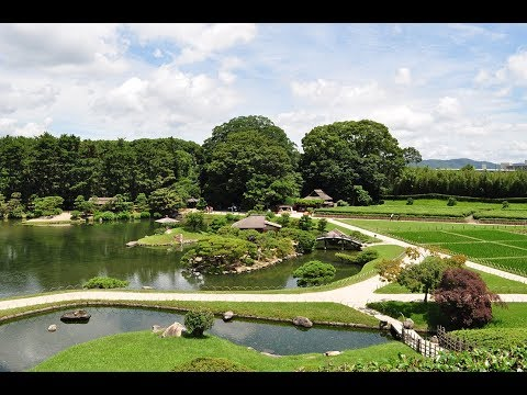 Japanese Garden - Korakuen Garden - Okayama, Japan Holiday Tour