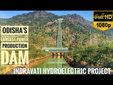 Indravati River | Hydroelectric Project | Full Documentary | Dams and Reservoir