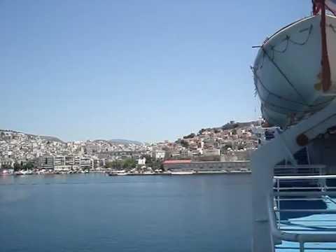 Καβαλα πλοιο Θεοφιλος Της (Ναυτιλιακή Εταιρία Λέσβου)