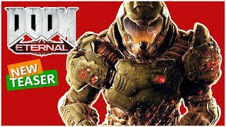 DOOM Eternal [NEW OFFICIAL TEASER] E3 2018 | PS4 | XBOX ONE | PC | SWITCH