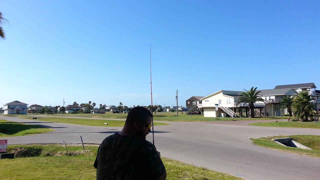 How to Make a Kite Fishing Rig / Leader - Targeting ... |Fish Kites Pole